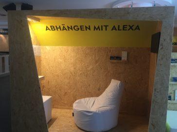 Abhängen mit Alexa